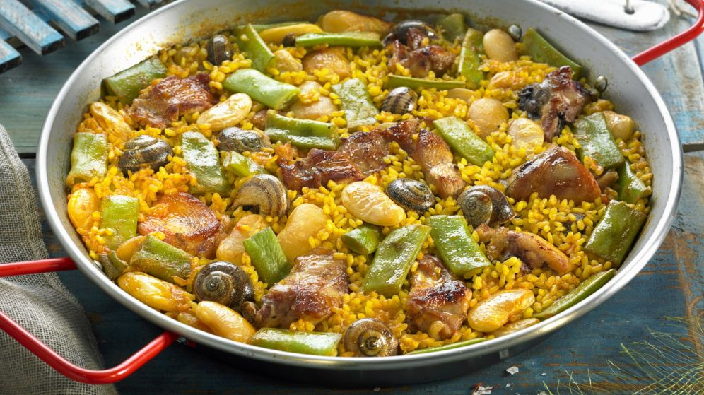 Restaurantes recomendados en Valencia
